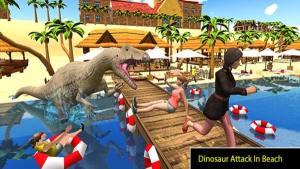 海滩恐龙大猎杀游戏最新版图片1