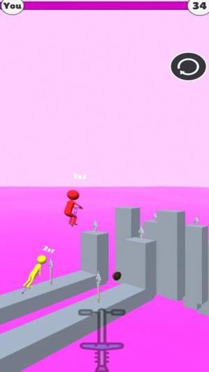 火柴人跳高高游戏图1