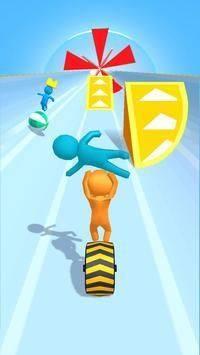 滚轮溜冰比赛游戏安卓版图片1