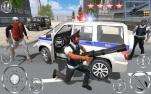警察巡逻模拟器3d游戏手机版下载(有手铐的)图片1