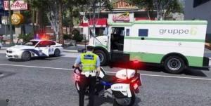 警察任务模拟器二中文手机版免费下载图片1