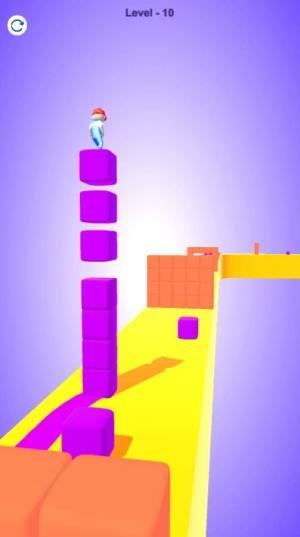 带方块跑酷游戏安卓下载图片1