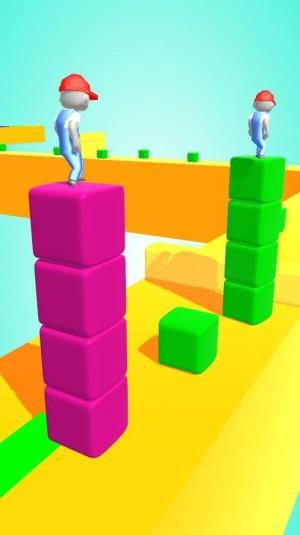 带方块跑酷游戏图3