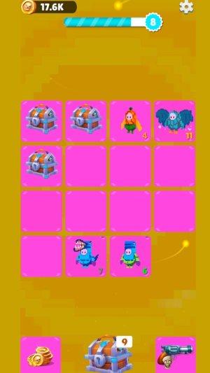 Fall Pixels Ultimate Merge游戏图2