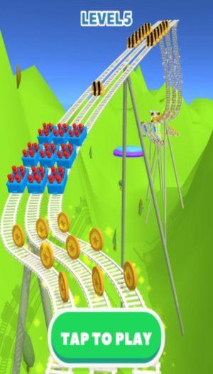 过山车挑战赛游戏图1