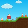 FAT Soccer Run游戏