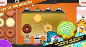 爸爸的甜甜圈店HD游戏图1