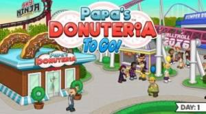 爸爸的甜甜圈店HD游戏图2