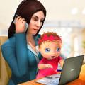 媽媽工作模擬器游戲手機版下載 v1.0