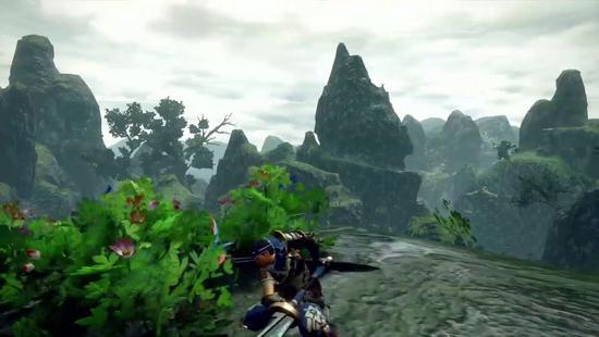 怪物猎人rise游戏官方网站下载中文版 v1.0截图