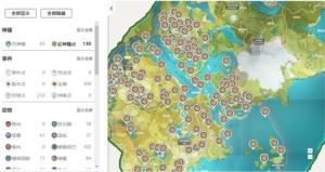 原神地图工具大全:原神全资源在线互动地图分享图片2