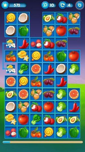 急速水果连连看红包版图2