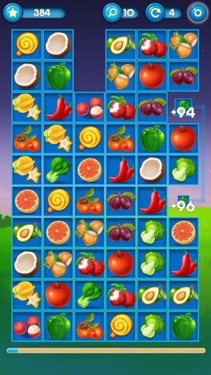 急速水果连连看红包版图1