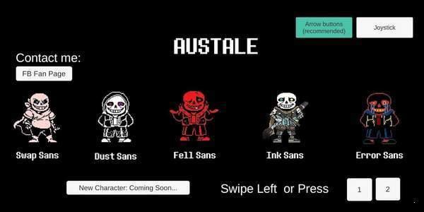 austale游戏下载安卓版图1:
