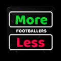 或多或少足球运动员比赛中文版