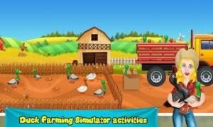 养鸭场养殖游戏图3