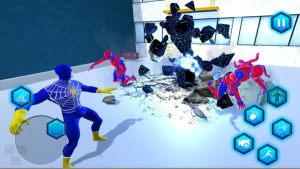 蜘蛛侠维加斯家庭战破解版图1