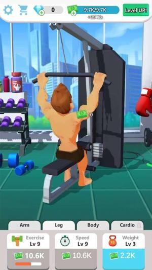 肌肉型男无限钻石无限绿钞破解版下载图片1