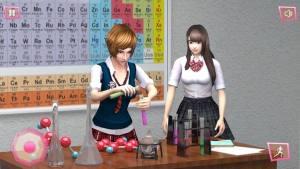日本女学生模拟器汉化中文最新版图片1
