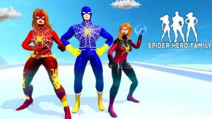 蜘蛛侠维加斯家庭战破解版图4