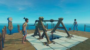 木筏世界迷你版图1