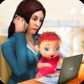 职场妈妈模拟器游戏安卓版 v1.0
