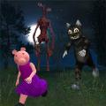 警笛头和小猪章节模式游戏安卓版 v1.0
