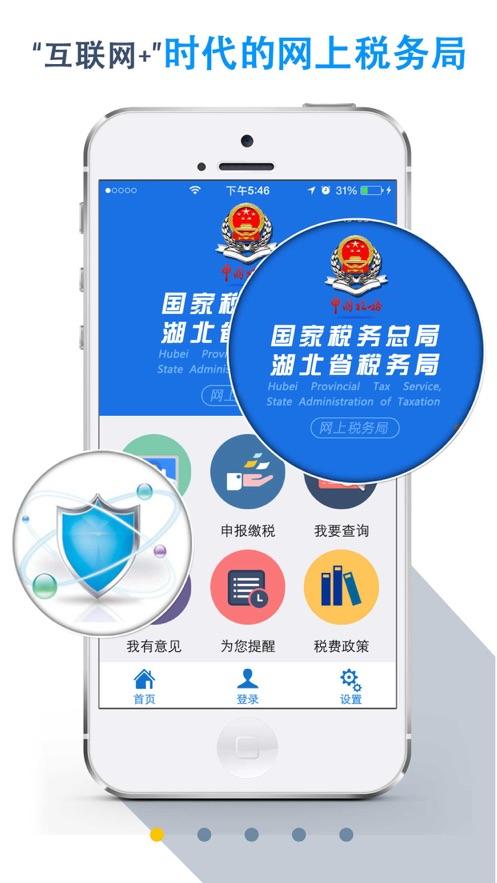 国家税务总局湖北省税务局app社保缴费手机版图3: