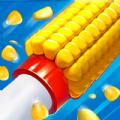 疯狂撸玉米游戏