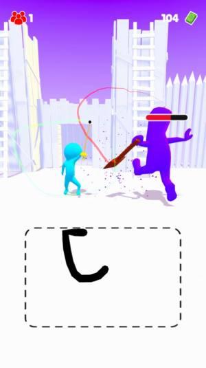 手绘决斗游戏图1