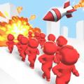 火箭打小人儿游戏