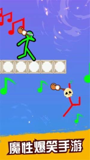 超级火柴人双人版游戏破解版图片1