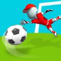 足球运球游戏