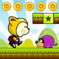 超级汤姆猫丛林冒险游戏
