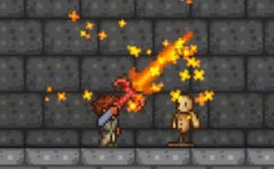 泰拉瑞亚炽焰巨剑怎么合成?可以合成什么?炽焰巨剑制作升级攻略图片3