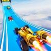 方程式喷气赛车特技游戏