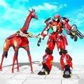 长颈鹿变形机器人破解版