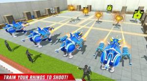 沙雕犀牛模拟器游戏图1