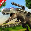 恐龙战争射击生存游戏