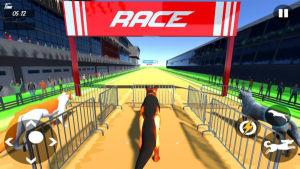 狗狗赛跑模拟器破解版图1