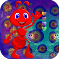 可爱的步行蚂蚁逃生游戏
