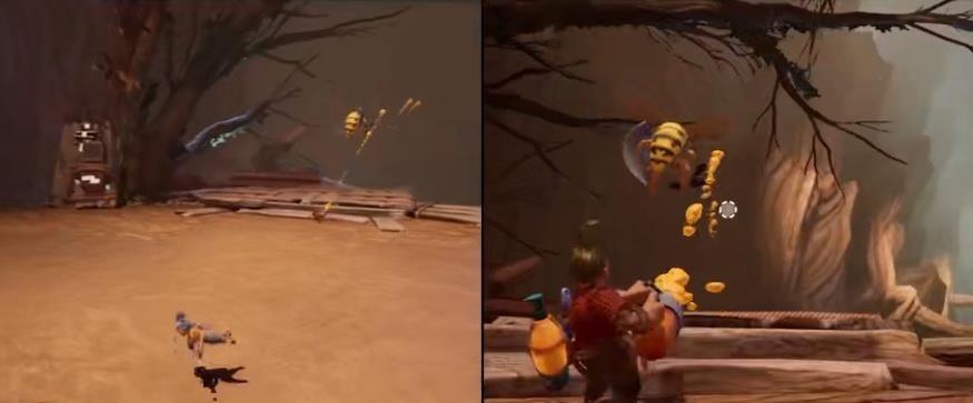 双人成行攻略黄蜂 黄蜂关卡打法攻略[多图]图片2