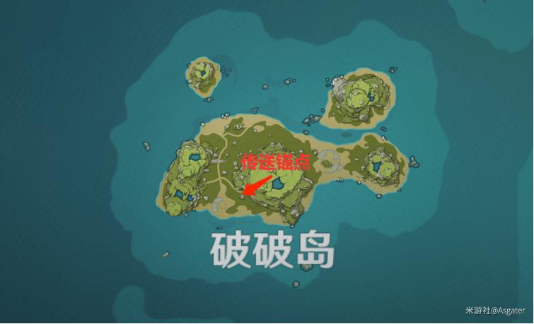 原神金苹果群岛壁画位置在哪?全部壁画解密攻略[多图]图片2