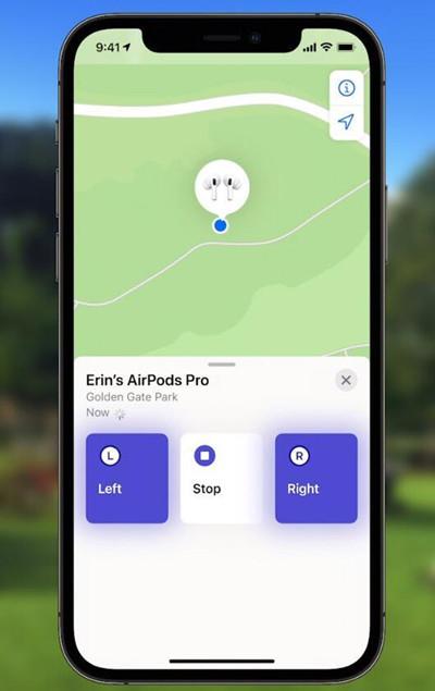 iOS15Air Pods查找怎么用?AirPods Pro查找功能使用方法[多图]图片2