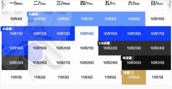 英雄联盟s11全球总决赛时间表:2021全球总决赛地点与赛制公告[多图]图片3