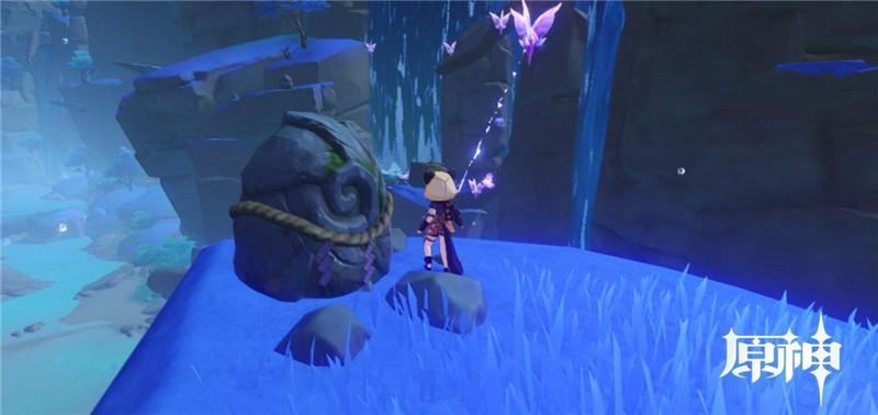 原神珊瑚宫鲸井小弟在哪?2.1版本珊瑚宫鲸井小弟位置分享[多图]图片3