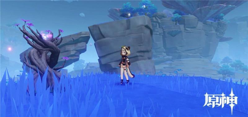 原神珊瑚宫鲸井小弟在哪?2.1版本珊瑚宫鲸井小弟位置分享[多图]图片2