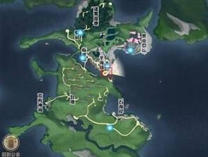 天谕手游神秘汐商在哪 神秘汐商平海镇郊坐标一览图片1