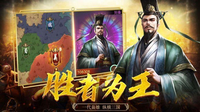 霸王三国之名将录手游官方版图片1