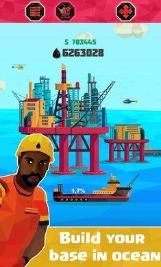 石油大亨2021无限金币中文破解版图片1